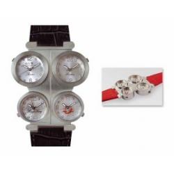"""Orologio acciaio """"Time"""""""