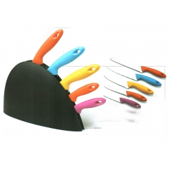 5 Pc Knife Set