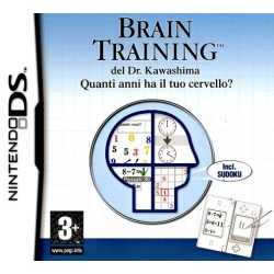 Brain training ds